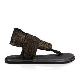 Sanuk Women's Yoga Sling 2 Metallic Sandals