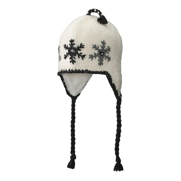 Screamer Women's Pearl Snowflaps Hat