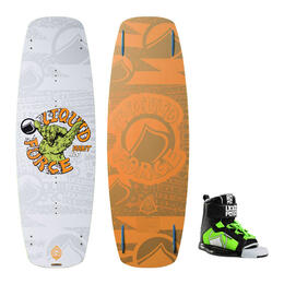 Liquid Force Rant Wakeboard With Rant Bindings '16