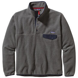 Patagonia Men's Lightweight Synchilla® Snap-T® Fleece Pullover