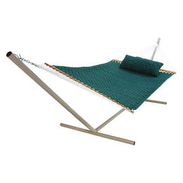 Pawleys Island Large Green Soft Weave Hammock