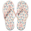 Reef Girl's Kids Stargazer Prints Flip Flops