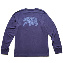The Normal Brand Men's Vintage Bear Long Sleeve T Shirt