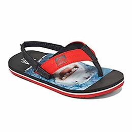 Reef Boy's Grom Photos Sandals