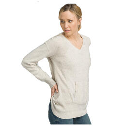 PrAna Women's Shoal Hooded Tunic Sweater