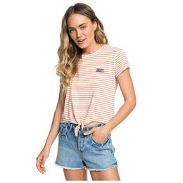 Roxy Women's Magical Sunset Tie T Shirt