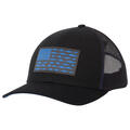 Columbia Men's PFG Msb Fish Flag Ball Cap