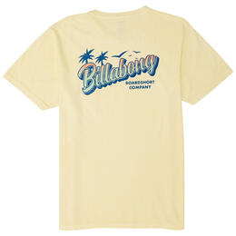 Billabong Men's Beachin Short Sleeve T-Shirt