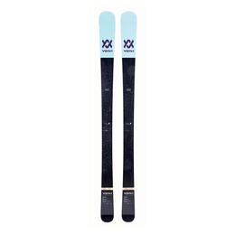 Volkl Women's Kama All Mountain Skis - FLAT '19