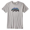 Patagonia Men's Fitz Roy Bear Cotton/Poly T