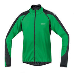 Gore Bike Wear Men's Phantom 2.0 Soft Shell Jacket Green