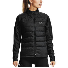 Under Armour Women's UA Run Insulate Hybrid Jacket