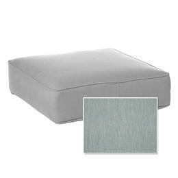 Casual Cushion Corp. Estate Deep Seating Ottoman Cushion Grey