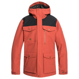 Quiksilver Men's Raft Snow Jacket