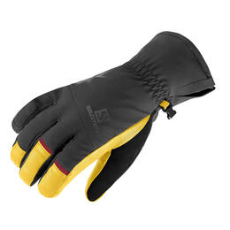 Salomon Men's Propeller Dry Ski Gloves Black