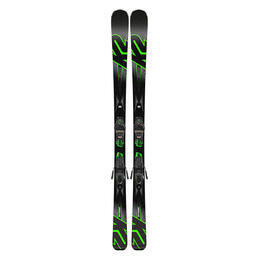K2 Men's Ikonic 80 All Mountain Skis w/ M3 10 Bindings '19