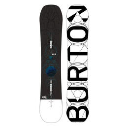 Burton Men's Custom Flying V Wide Snowboard '18