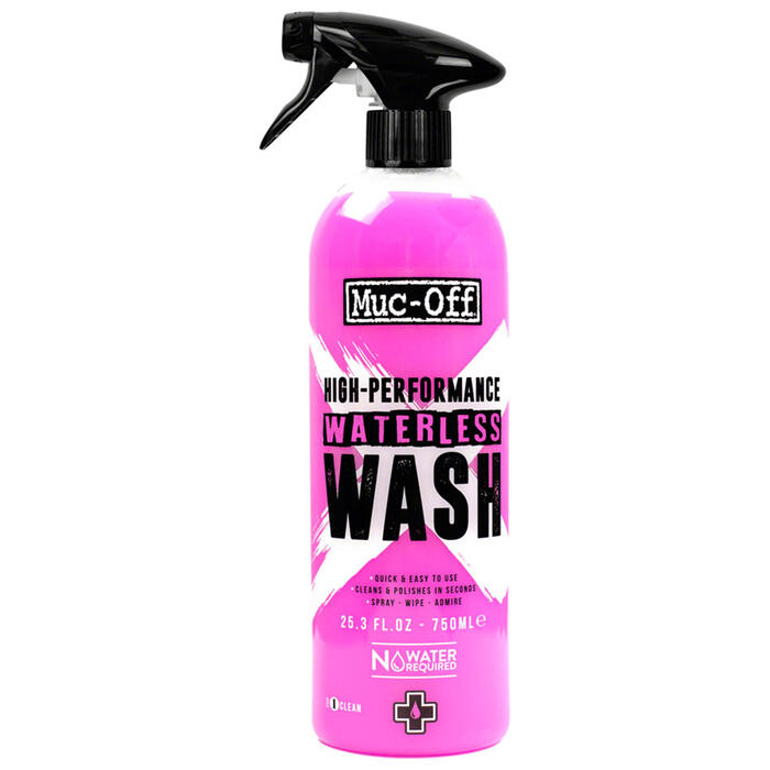 Muc-Off High-Performance Waterless Wash - 7