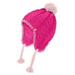 The North FaceGirl's Fuzzy Earflap Beanie