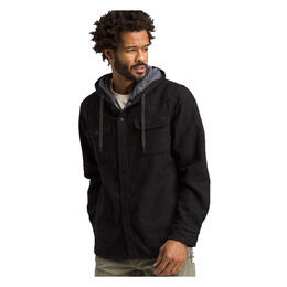 Prana Men's Bolster Longsleeve Hooded Winter Jacket