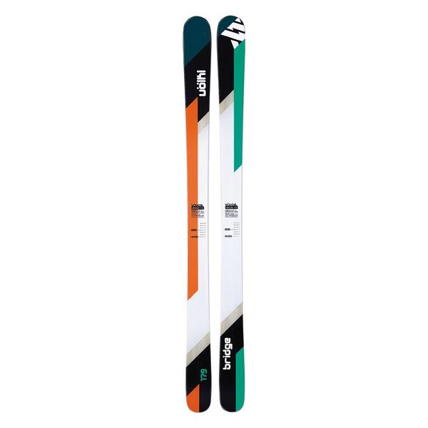 Volkl Men's Bridge All Mountain Skis '14 - Flat