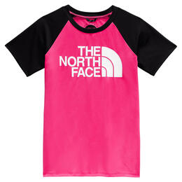 The North Face Girl's Class V Water Short Sleeve T Shirt