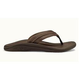 Olukai Men's Hokua Leather Casual Sandals