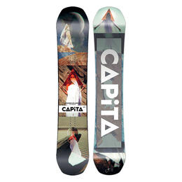 CAPiTA Men's Defenders of Awesome Wide Snowboard '18