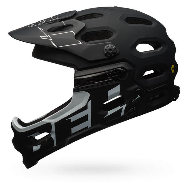 Bell Super 3R MIPS-Equipped Mountain Helmet