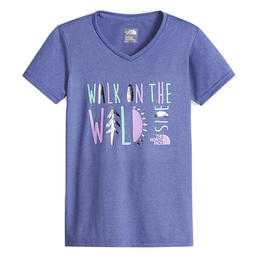 The North Face Girl's Reaxion T Shirt