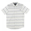 O'neill Men's Stripe Short Sleeve Button Up