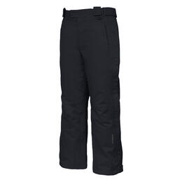 Karbon Boy's Slider Snow Pants, Black