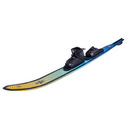 HO Sports Fusion Freeride Water Ski with Freemax ART Bindings '21