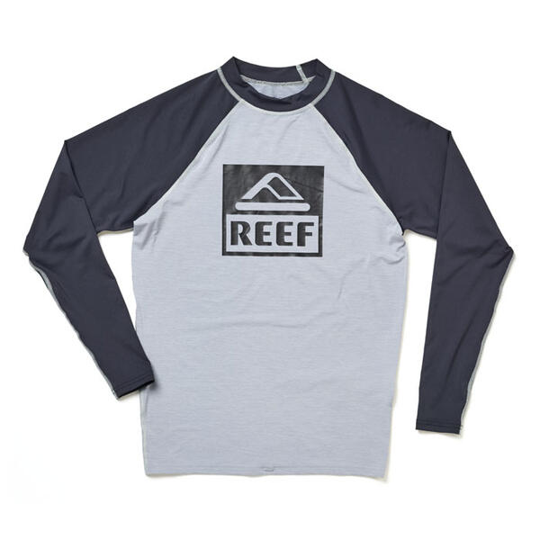 Reef Men's Rag Rash Long Sleeve T-Shirt