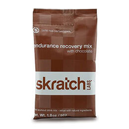 Skratch Labs Endurance Recovery Chocolate Drink Mix