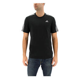Adidas Men's Essentials 3-Stripe Short Sleeve T Shirt