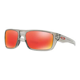 Oakley Drop Point Sunglasses with Ruby Iridium Lens