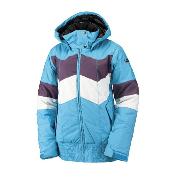 Ride Women's Greenwood Insulated Snowboard Jacket