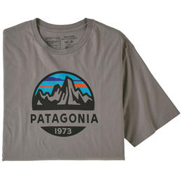 Patagonia Men's Fitz Roy Scope Organic Cotton T Shirt