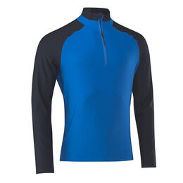 Mountain Force Men's Dome Colorblock Midlayer Shirt