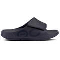 Oofos Men's Ooahh Sport Flex Slides alt image view 1