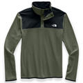 The North Face Men's TKA Glacier Snap-Neck