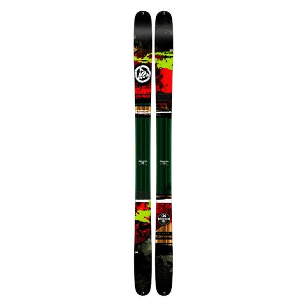 K2 Men's Shreditor 102 All Mountain Skis '15 - Flat