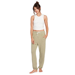 Volcom Women's Lived In Lounge Fleece Pants