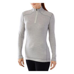 Smartwool Women's NTS Mid 250 Pattern Zip T Baselayer