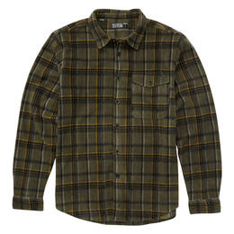 Billabong Men's Furnace Flannel Long Sleeve Top