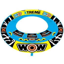 Wow Sports XO Extreme One To Three Person Towable Tube '20