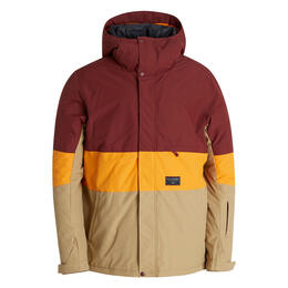 Billabong Men's Legacy Block Snow Jacket