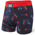 Saxx Men's Vibe Boxer Briefs alt image view 32