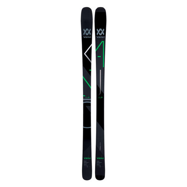 Volkl Men's Kanjo All-Mountain Skis - FLAT